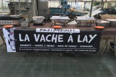 La vache à Lay Traiteur en Vendée