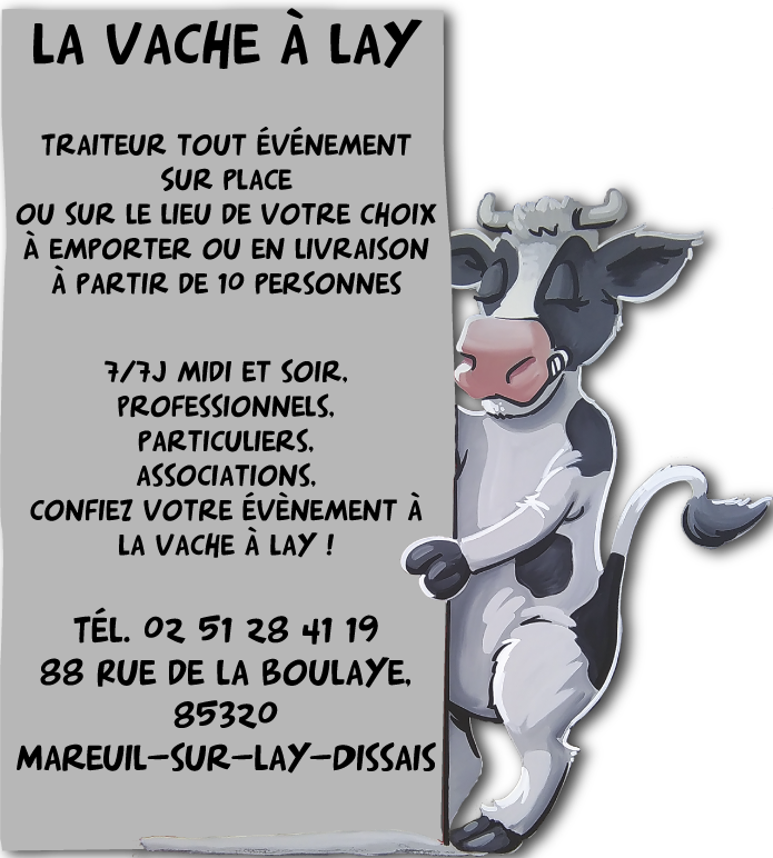 Traiteur en Vendée
